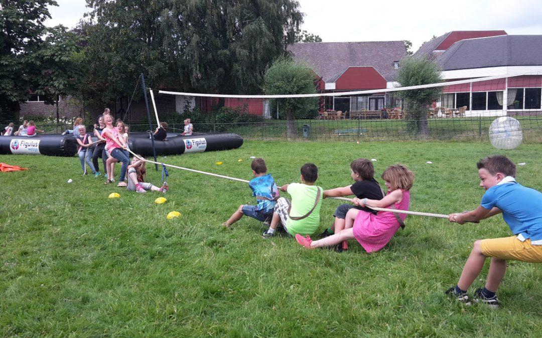 Kinderactiviteiten zomervakantie